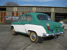1961 Moskvitch 407 Rear Left View