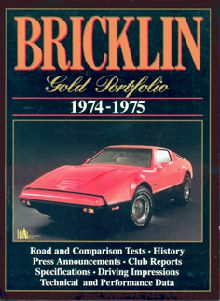 Bricklin Gold Portfolio 1974-75