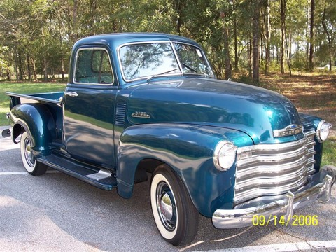 1953 chevrolet 3100 pickup fvr picture gallery motorbase