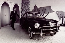 1953 Simca 9 coup� sport by Facel-�fVr michelweb