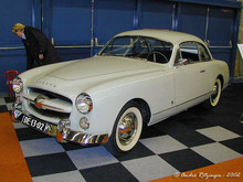 1954 Ford Comete by Facel Metallon- f3q ritz