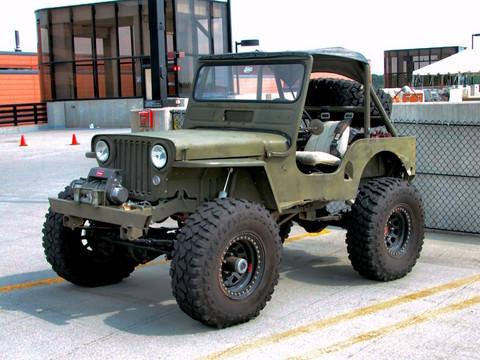 1946 Willys Overland Jeep Cj 2a Olive Drab Fvl 2005 Ww Wd