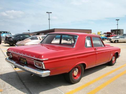 Plymouth Savoy Motorbase