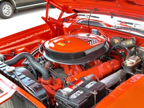 1971 Dodge Charger Superbee 440 Six Pack Engine Hemi