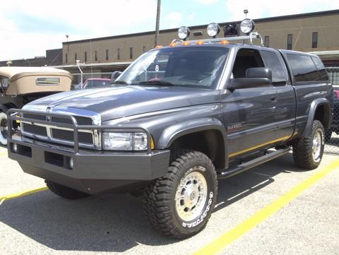 1994 Dodge Ram 2500 Club Cab Grey Fvl 2002 Ww Wd Proc