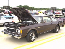 1980 Plymouth Volare Road Runner Brown fvl (2002 WW@WD DCTC)