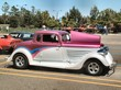1934 Dodge Chopped 5-Window Coupe Hot Rod Rose & Pearl svrf (2004 CEMA) F
