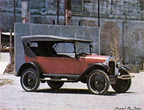 1923 Chevrolet Superior Touring