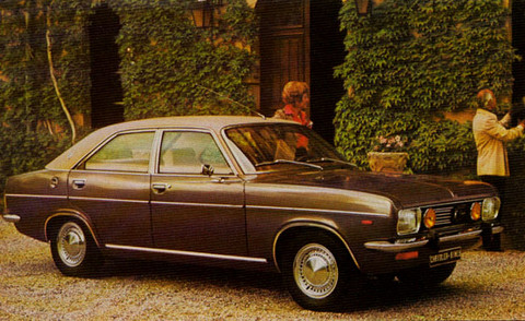 1977 Chrysler Simca 2 Litres Lf Picture Gallery Motorbase