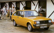 1977 Chrysler Sunbeam GL LF 2