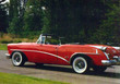 1954 Buick Skylark-red-sVl mx