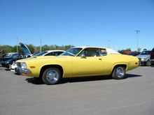 1973 Plymouth Road Runner svl