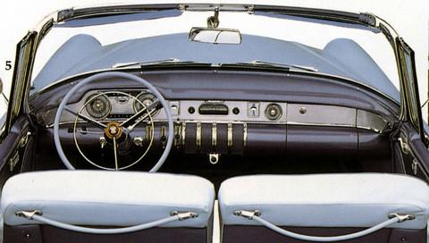 1955 Buick Century Dash Richard Picture Gallery Motorbase