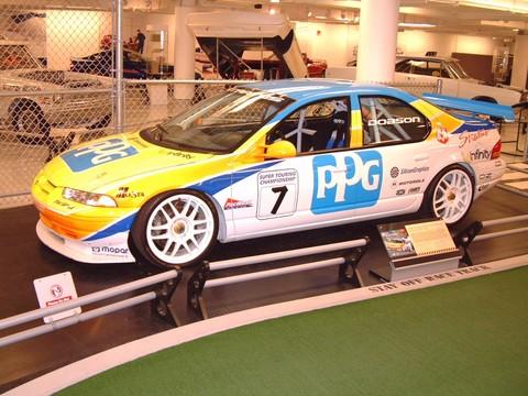 1996 Dodge Stratus Ppg Race Car Svl Garage Wpc Museum F