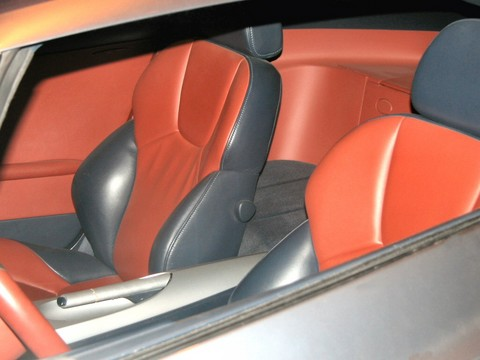 2001 Chrysler Crossfire Coupe Concept Car Interior 2nd Floor Wpc