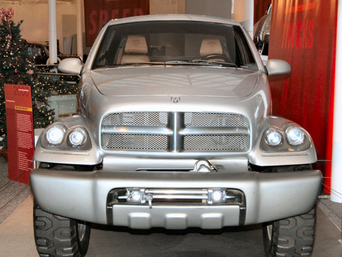 2000 Dodge Power Wagon Concept Truck Fv Wpc Museum N Picture