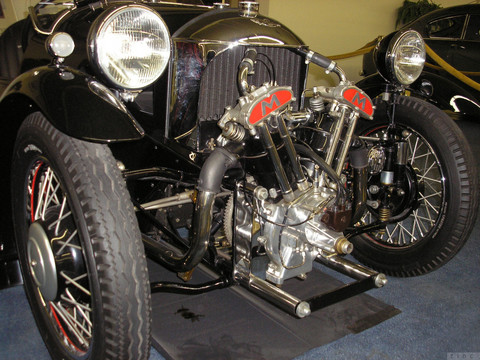 1934 Morgan Super Sport rv