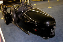 1934 Morgan Super Sport rvl