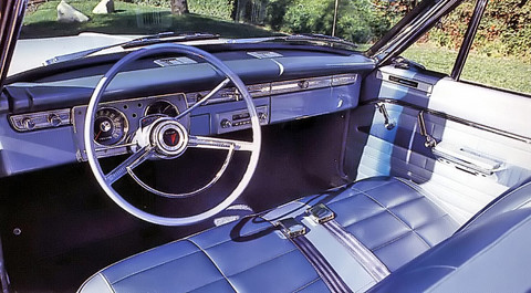 1965 plymouth valiant conv dash   picture gallery   motorbase