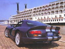 1999 Dodge Viper GTS Steel Grey rvl