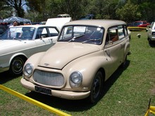 1962 maybe DKW Vemaguete front