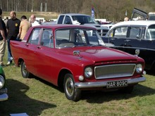 1965 Ford Zephyr 4 Saloon