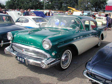 1957 Buick Special 4-door sedan fl3q ritz