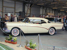 1957 Buick Special Riviera hardtop coupe side ritz