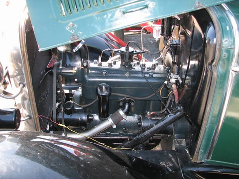 1930 ford model a engines