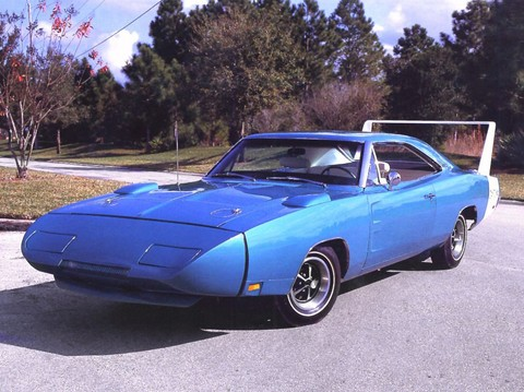 1969 Dodge Charger Daytona Blue Fvl Picture Gallery