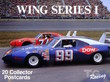 1969 Dodge Charger Daytona NASCAR Race Cars Driven by Bobby Isaac & Charlie Glotzbach sv