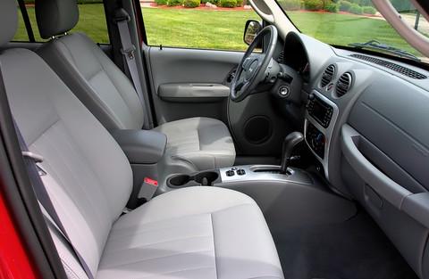 2006 jeep liberty limited medium slate amp light graystone