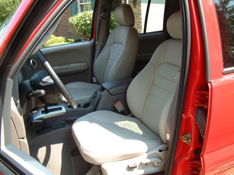 2003 Jeep Liberty Light Medium Taupe Interior F Picture Gallery Motorbase