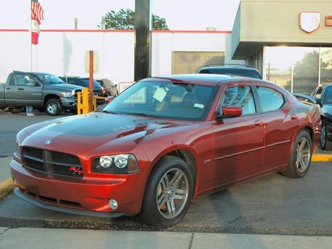 2006 Dodge Charger Hemi R T Daytona R T Go Mango Fvl