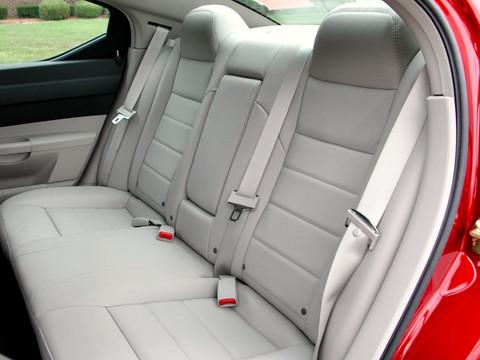 2006 Dodge Charger Hemi R T Slate Amp Graystone Rear 60 40