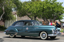 1948 Buick Super 4d sdn - Fire Chief - fvr