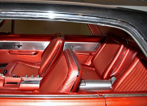 1963 chrysler turbine car interior sv 2nd floor wpc museum cl picture gallery motorbase. Black Bedroom Furniture Sets. Home Design Ideas