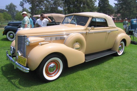 1938 Buick 66c Century Conv Coupe Fvl Picture Gallery Motorbase