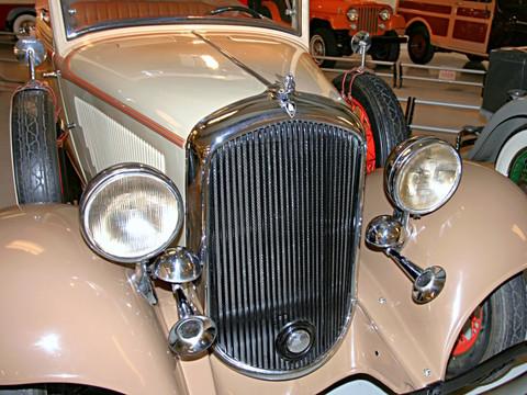 1932 plymouth pb 2 door convertible sedan grille mascot for 1932 plymouth 2 door sedan