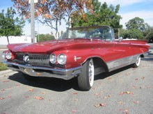 1960 Buick Electra 225 Conv-red-fVl-td mx
