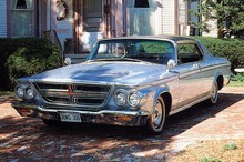 1964 Chrysler 300 Sport Coupe f3q