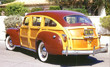 1941 Chrysler Windsor Town & Country Station Wagon r3q