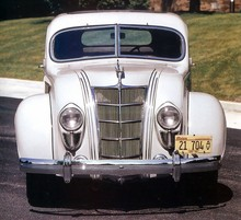 1935 Chrysler Airflow Model C-1 Eight Sedan Fv