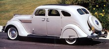 1935 Chrysler Airflow Model C-1 Eight Sedan r3q