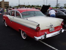 1024s 1956 Ford Crown Victoria - rvl