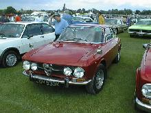 Euro Car Parts Norwich >> Alfa Romeo 2000 GTV - Vehicle Summary - Motorbase