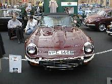 E-type Series III Roadster
