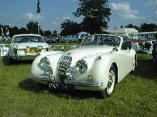 XK140 Fixed Head Coupe