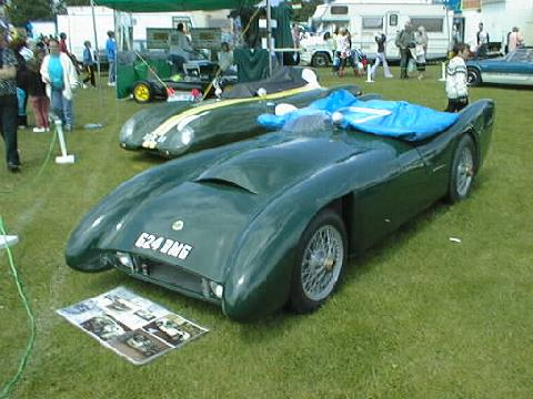 Lotus Eight