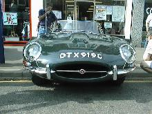 Jaguar 4.2L E-type Roadster